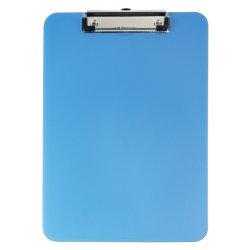 Office Depot A4 Acrylic Clipboard  Blue