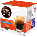 NESCAFe Dolce Gusto Decaf Coffee Lungo