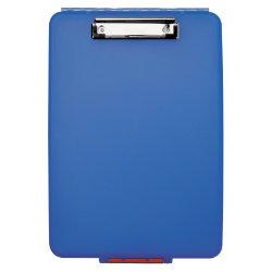 Office Depot Clipboard Case Blue A4 24 x 34.5 cm