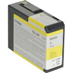 Epson T5804 Original yellow ink cartridge C13T580400