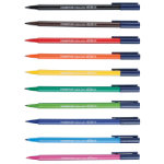 Staedtler Highlighters Wallet Of 10 Assorted Colours