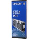 Epson T480 Original black ink cartridge C13T480011