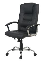 Berlin Business Leather faced swivel executive computer Office