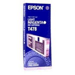 Epson T478 Original light magenta ink cartridge C13T478011