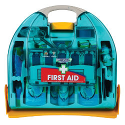 HS2 First Aid Food Hygiene DispenserLarge