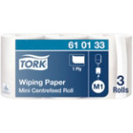 Tork Hand Towels Mini Centrefeed 1 ply Pack 3