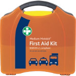 First Aid Kit Motokit Medium Box