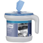 Dispenser Centrefeed Tork M4 Reflex Portable Dispenser White