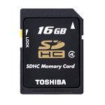 Toshiba Memory Card N102 SDHC 16 GB