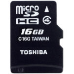 Toshiba SDHC Card M102 16 GB