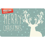 ONE4ALL Gift Card Xmas Classic pound10