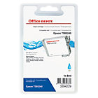 Office Depot Compatible Epson T080240 Cyan inkjet Cartridge