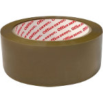 Office Depot Industrial Packaging Tape Brown 38mm x 66m
