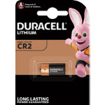 Duracell Ultra CR2 Photo 3V Lithium Camera Battery