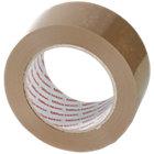 Office Depot Heavy Duty Low Noise Tape Brown 50mm x 100m 6 Rolls Per Pack