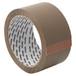 Niceday Economy Packaging Tape Brown 50mm x 66m 36 Rolls Per Pack