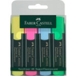 Faber Castell Highlighters TEXTLINER 48 10 52 mm Assorted