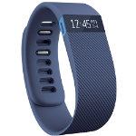 Fitbit Fitness  Sleep Tracker Charge HR Blue