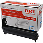 Oki 43870023 Cyan Drum Unit