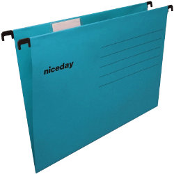 Niceday Flex Suspension File A4 Blue Box 25