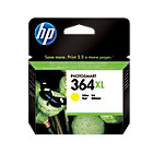 Original HP No364XL yellow printer ink cartridge CB325EE