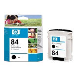 HP 84 Original Black Ink cartridge C5016A