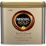 Nescafe Instant Coffee Granules Gold Blend 750 g
