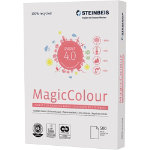 Steinbeis Magic Pastel Coloured Paper A4 80gsm Salmon 500 Sheets
