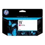 Original HP No72 magenta printer ink cartridge C9372A