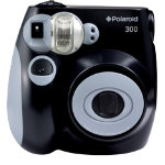 Polaroid Instant Camera PIC 300 Black