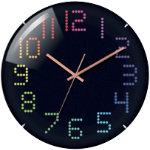 TechnoLine Wall Clock WT 7410 Assorted