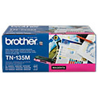 Brother TN 135M Original Toner Cartridge Magenta