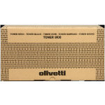 Olivetti B0413 Original standard capacity black toner cartridge N A