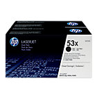 HP 53X Original Black Toner cartridge Q7553XD