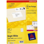 Avery Postage Label L5103 White 40 Labels per pack