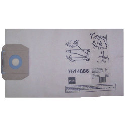 VACUUM BAGS FOR TASKI VACUUM CLEANER VENTO 88S PACK OF 10
