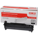 OKI Original standard capacity black drum unit N A
