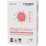Steinbeis Magic Pastel Colored Paper A4 80gsm Blue