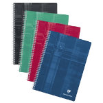 Clairefontaine Notepad Linicolor Assorted Squared A4