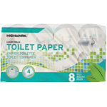 Highmark Toilet Paper Pack 8