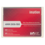 Imation 4mm Data Cartridge 20GB 150m