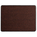 3M Nomadtm Aqua 4500 Deluxe Dustcontrol PP Floormat Brown 1200 x 1800 mm