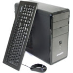 Zoostorm desktop tower PC with Intel Core i3 3240 500GB hard drive 8GB RAM and windows 8