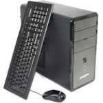 Zoostorm 7877 0425 desktop PC with Intel Core i7 3770 2TB hard drive 16GB RAM and Windows 8