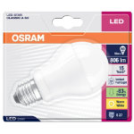 Osram LED GLS ES 10 watt 60 watt equivalent Frosted Light Bulb