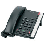BT Converse 2200 Corded Telephone Wall Mountable Black