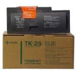 Kyocera TK 25 Original Black Toner Cartridge