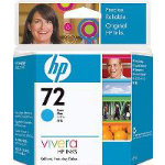HP 72 Original Ink Cartridge C9398A Cyan