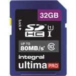 Integral SDHC Card 32GB UltimaPro 32 GB