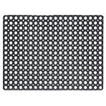Niceday External Use Floormat 600mm x 800mm Black